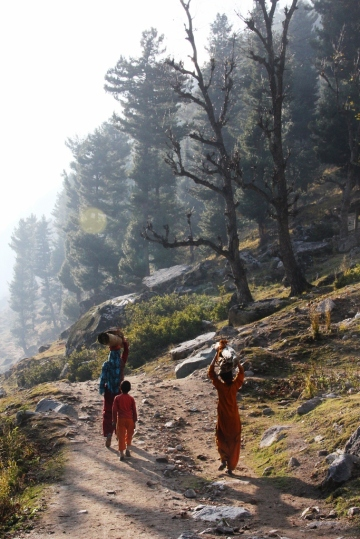 Up North. Amarnath, India. 2011 (683x1024)